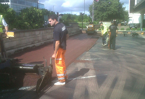 Road Surfacing Services